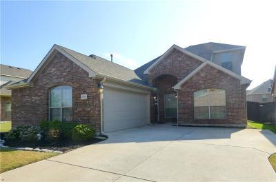 McKinney Single Family Home For Sale: 1305 Salado Pass