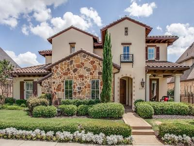 Frisco Single Family Home For Sale: 3517 Greenbrier Drive