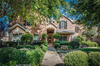 Mansfield Single Family Home For Sale: 2507 Greenbriar Drive
