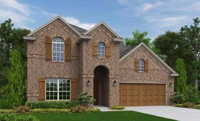 Prosper Single Family Home For Sale: 16000 Perdido Creek Trail