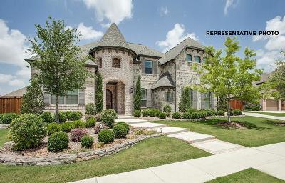 Frisco Single Family Home For Sale: 3849 Winding Oaks Lane