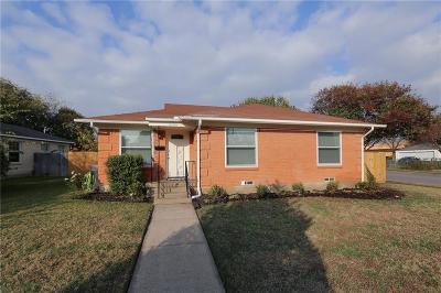 Dallas Single Family Home For Sale: 2251 San Medina Avenue