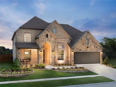 Allen Single Family Home For Sale: 1603 Indigo Trail