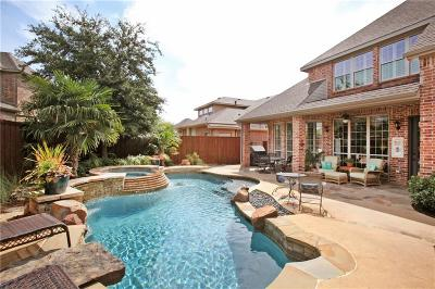 Mckinney Single Family Home For Sale: 8204 Turtleback Court