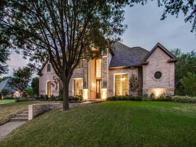 Southlake Single Family Home For Sale: 1300 Burgundy Court