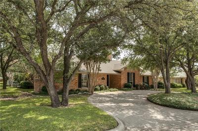 Dallas Single Family Home For Sale: 5834 Club Oaks Drive