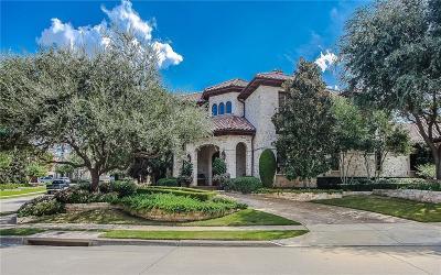Frisco Single Family Home For Sale: 7675 Fernwood Pl