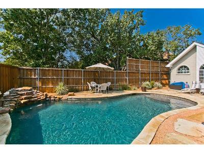 Dallas Single Family Home For Sale: 8924 Club Creek Circle