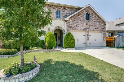 Fort Worth Single Family Home For Sale: 8817 Night Wind Lane