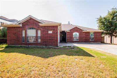 Sachse Single Family Home For Sale: 3711 Potomac Drive