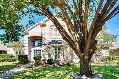 Mesquite Single Family Home For Sale: 1726 Creek Valley Road
