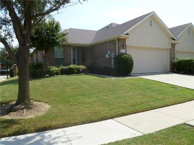 Lewisville Townhouse For Sale: 200 Heritage Hill Drive