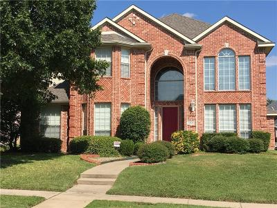 Plano Single Family Home For Sale: 3404 Westwind Drive