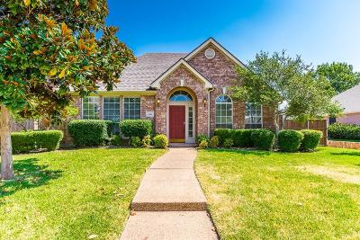 Plano Single Family Home For Sale: 1700 Amber Lane