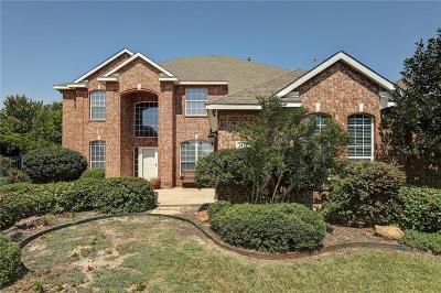 Allen Single Family Home For Sale: 1419 Spyglass Drive