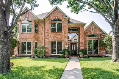 Grapevine Single Family Home Active Option Contract: 2730 Hidden Lake Drive