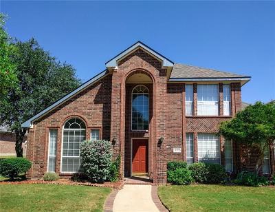 Allen Single Family Home For Sale: 603 Rockcrossing Lane