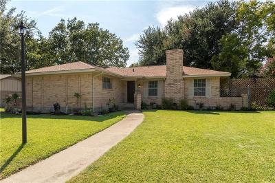 McKinney Single Family Home Active Option Contract: 319 Northwood Drive