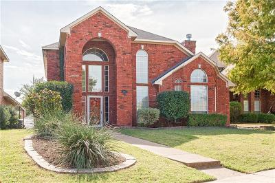 Rowlett Single Family Home For Sale: 8914 Bayshore Lane