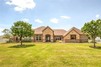 Haslet Single Family Home For Sale: 14201 Rising Spring Road