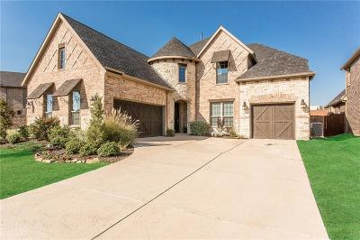 Allen Single Family Home For Sale: 2011 Grassland Drive