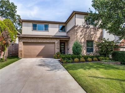 Dallas Single Family Home For Sale: 5731 Vickery Boulevard