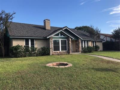 Hurst Single Family Home Active Option Contract: 208 W Louella Drive