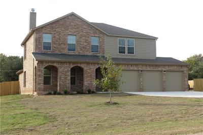 Grayson County Single Family Home For Sale: 4604 Woodlawn Road