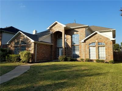 Mesquite Single Family Home For Sale: 1716 Shadow Creek
