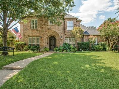 Plano Single Family Home For Sale: 5988 Kensington Drive