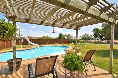 Abilene Single Family Home For Sale: 229 Country Place S
