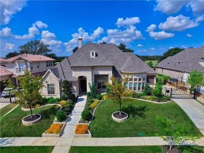 Southlake Single Family Home For Sale: 512 Cascade Springs Drive