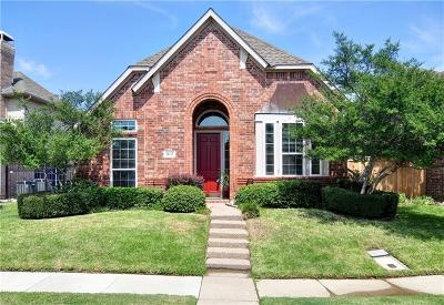 Dallas County, Denton County Single Family Home Active Option Contract: 217 Wellington Road