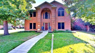 Wylie Single Family Home For Sale: 202 Towngate Drive