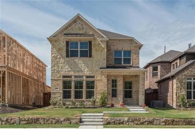 Frisco Single Family Home For Sale: 8683 Edgemere Drive