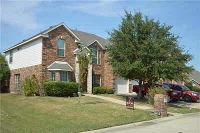 Mansfield Single Family Home For Sale: 709 Manchester Drive