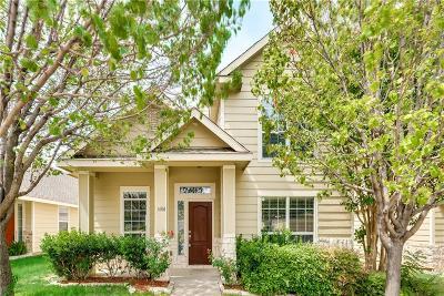 Mckinney Single Family Home For Sale: 3604 Rand Creek Trail
