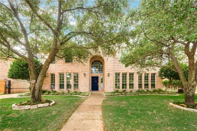 Keller Single Family Home Active Option Contract: 1604 Pleasant Run
