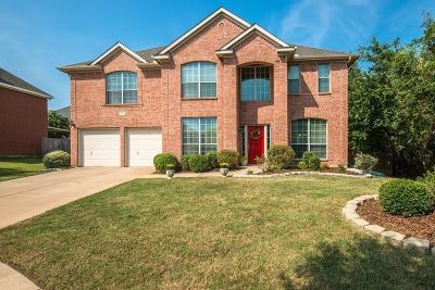 Mansfield Single Family Home For Sale: 6 Brairwood Court