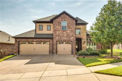Fort Worth TX Single Family Home For Sale: $297,500