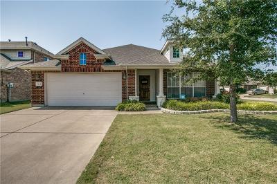 Grand Prairie Single Family Home Active Option Contract: 7015 Alcala