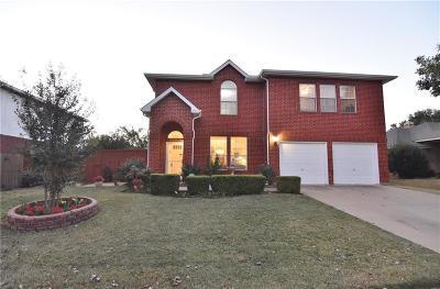 Corinth Single Family Home For Sale: 3231 Poseidon Drive