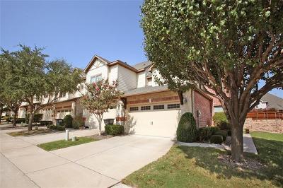 Allen Townhouse For Sale: 800 Apple Hill Drive