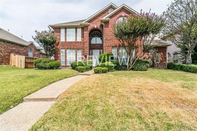 Plano Single Family Home For Sale: 3809 Skyline Drive