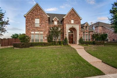 Woods Of Springcreek, Woods Of Springcreek #4, Woods Of Springcreek #5 Single Family Home For Sale: 3708 Hackberry Lane