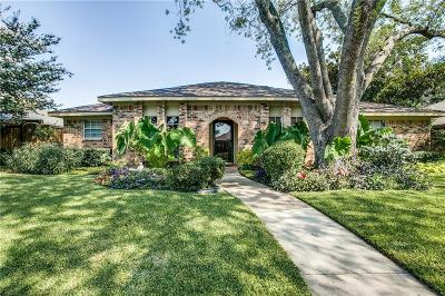 Plano TX Single Family Home Active Option Contract: $258,000