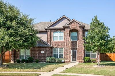 Lewisville Single Family Home For Sale: 1401 Crutchfield Lane