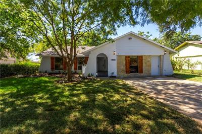 Single Family Home Active Option Contract: 2006 Wedgewood Lane