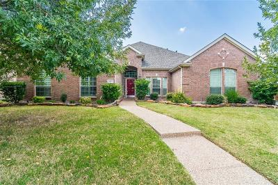 Frisco Single Family Home For Sale: 5827 Lone Rock Road