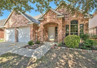 Grand Prairie Single Family Home For Sale: 2448 Beachview Drive